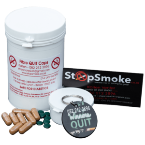 stop smoking, quit smoking, fibre-quit caps,natural,safe